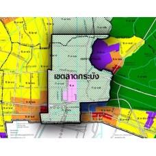 ที่ดินคลังสินค้า ICD 45 ไร่ ถนนเจ้าคุณทหาร เขตลาดกระบัง กรุงเทพฯ